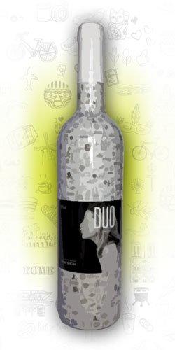 el juego en una botella vino DUO vinateriaclub