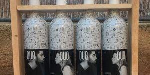 Regalar botella de vino