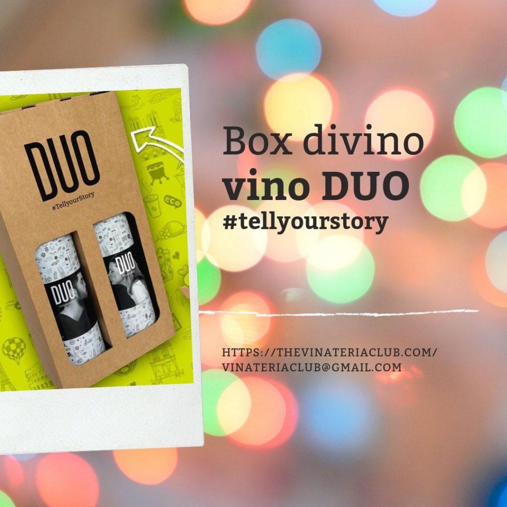 box de vino