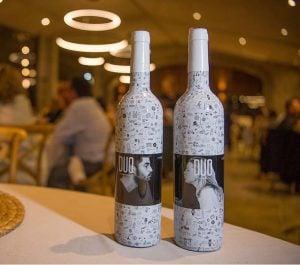 juego vino boda regalo