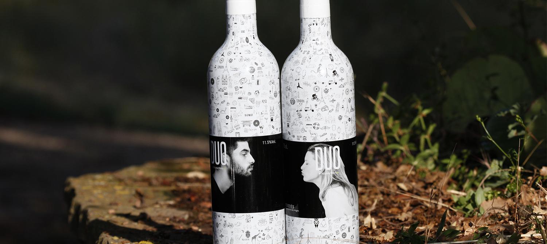 vino duo nature